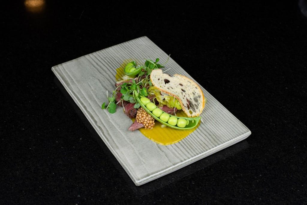 NY Strip Steak Salad